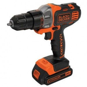 BLACK+DECKER BDCDMT120C 20-Volt MAX Lithium-Ion Matrix DrillDriver