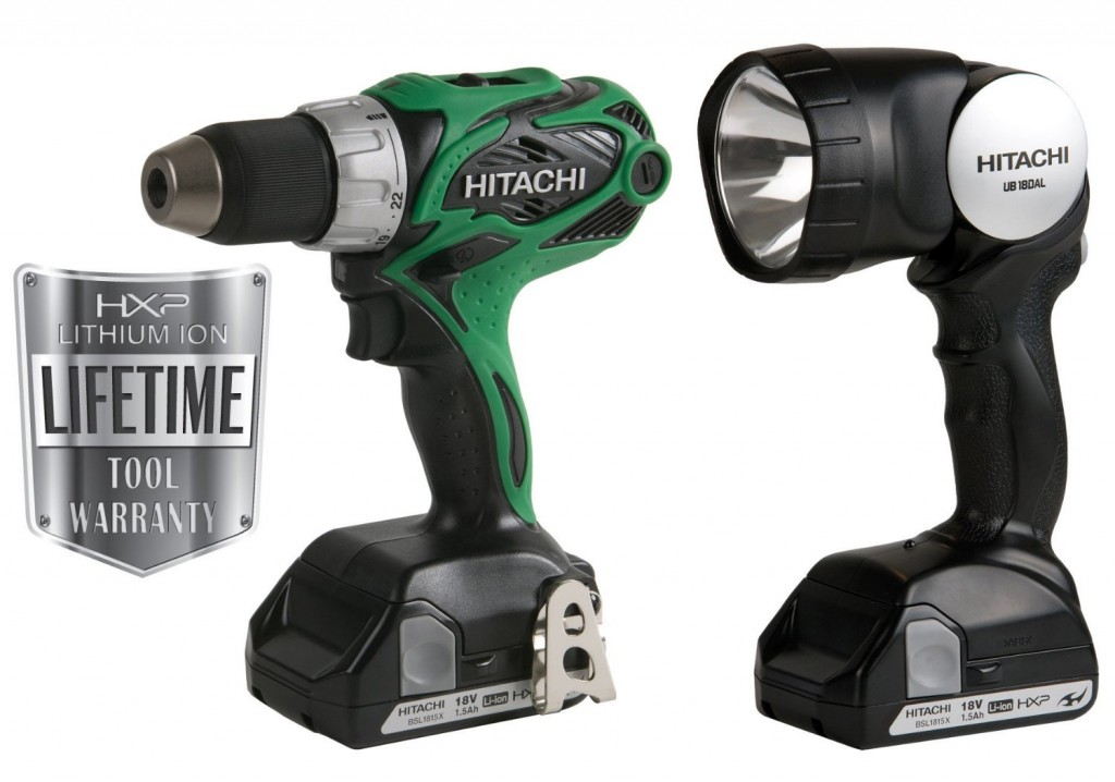Hitachi DS18DSAL 18-Volt 1/2-Inch Drill/Driver review